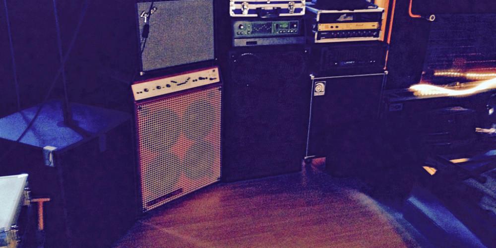 Ekcentrik amps